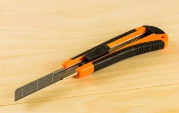 Geriausi laužomųjų ašmenų peilio panaudojimo būdai