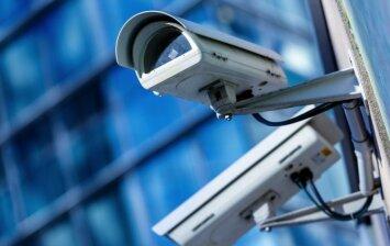 """<span style=""""color: #ff7f00;"""">VIDEO:</span> kaip veikia vaizdo stebėjimo kameros ir apsaugos sistemos"""