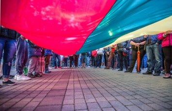 Pamatė lietuvių išlikimo grėsmę ir siūlo vienytis