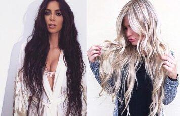 5 madingiausios 2017 m. šukuosenos