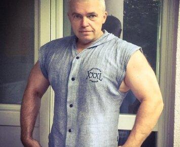 Rašytojas ir kūno rengybos treneris Šarūnas Navickis paatviravo apie karčią patirtį