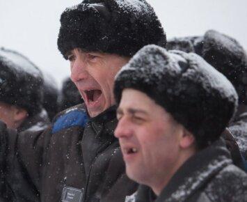 Rusijos vyrams teko nuryti karčią piliulę