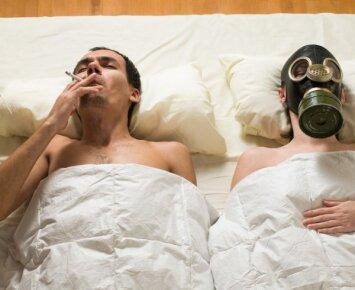 Šiuolaikinių žmonių kova: noras susilaukti vaikų ir rūkymas