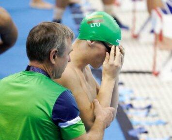 17-metis plaukikas E. Matakas Rio užėmė dešimtą vietą