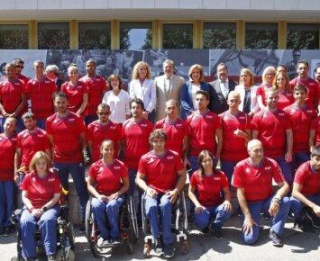 Ispanijos parolimpinė rinktinė