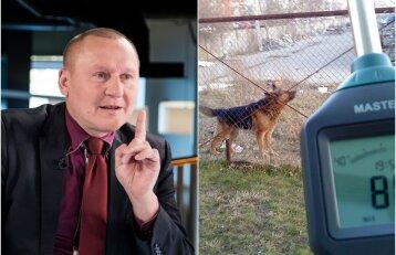 Palaikantys draudimą šunims loti išliejo širdį: gyvenimas tapo kančia, tokia kaimynystė kaip koncentracijos stovykla