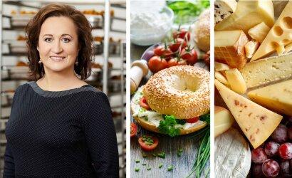 Maisto ekspertė papasakojo, į ką svarbiausia atkreipti dėmesį renkantis sūrį