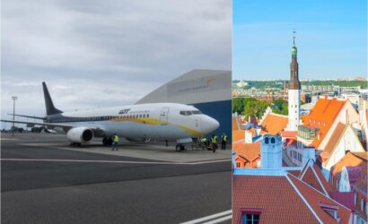 Lėktuvo tinkamumą skraidyti lietuviai išbandė ant žemės: lenkų pilotas tokių dalykų regėjęs nebuvo