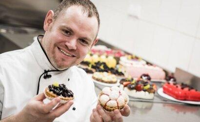 Prancūzas konditeris Thierry Lauvray: jūsų dėmesiui – 10 tortų, pyragų ir pyragėlių Velykų stalui