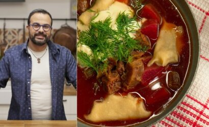 Gianas Luca Demarco rado tobulą receptą vėsiam rudeniui: suvalkiečiai jį saugojo daugybę metų