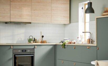 Svajojate atsinaujinti savo virtuvę, bet nenorite išleisti daug? Išeičių yra