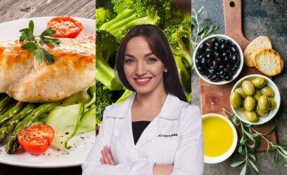 Dietologės verdiktas: šie aštuoni superproduktai privalo atsirasti jūsų kasdieniniame meniu