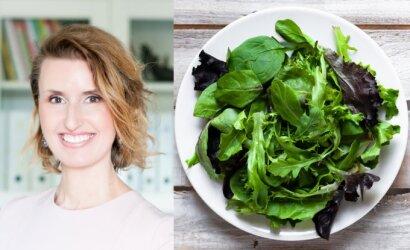 Kai kuriomis salotomis geriau nepiktnaudžiauti: pasakė, kokios yra vertingiausios ir kaip laikyti, kad ilgiau būtų šviežios