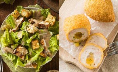 Kulinarijos patiekalų karalius ir kiti vištienos gaminiai – kaip jie gali būti vienu žingsniu sveikesni?
