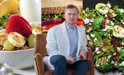 Dietologas paaiškino, koks maistas mažina cholesterolį, lengvina svorio kontrolę, teigiamai veikia virškinimą