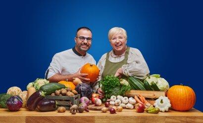 Šviežias rudens derlius įkvėps atrasti tradicinius Lietuvos regionų patiekalus