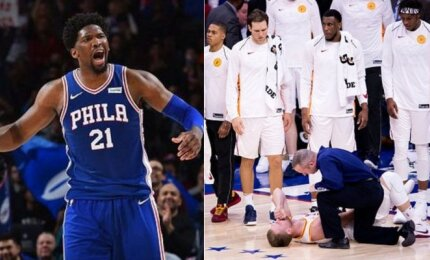 NBA superžvaigždei – kaltinimų lavina nešvariai traumavus Sabonį: tai Zaza veiksmas