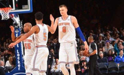"""NBA naktis: Porzingio sugrįžimas ir rekordinė """"Cavaliers"""" pergalių serija"""