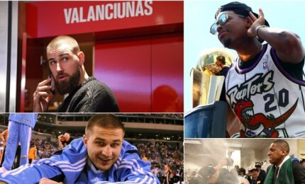"""Kleiza užstoja """"be keturių mėnesių NBA čempioną"""" Joną: ne Gasolis lėmė Toronto triumfą"""
