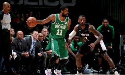 """Epiškoje 72 taškus kartu pelniusių Irvingo ir Wallo dvikovoje triumfavo """"Celtics"""""""