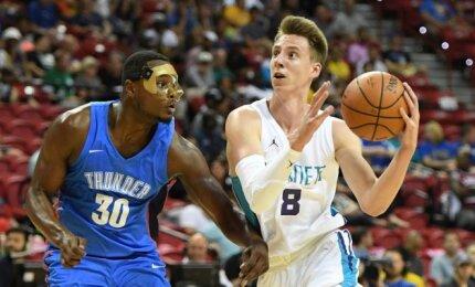 """Kulboka pelnė taškų, bet """"Hornets"""" iškrito iš NBA Vasaros lygos"""