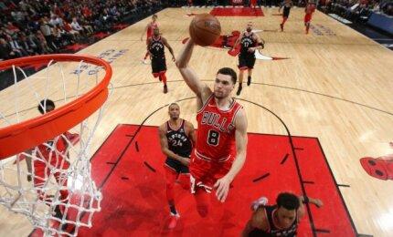 """Į jaunuosius talentus investavę """"Bulls"""" nebijo rizikuoti vardan ilgalaikės sėkmės"""
