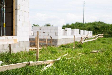 Daugiabučio statybos