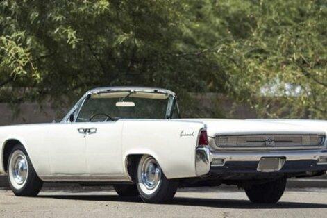 1961-ųjų Lincoln Continental