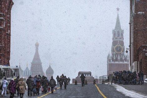 Kampanijoje už atsiskyrimą nuo JAV – įžūlus Rusijos pirštas
