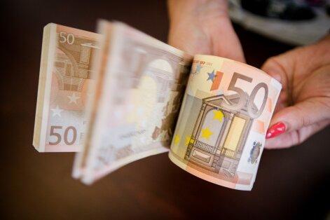 Pavydėtinos algos: valstybės įmonė gali pasigirti daugiau nei 9 tūkst. Eur vidurkiu