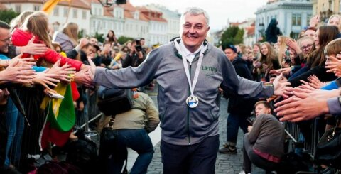 9 elitiniai turnyrai – 48 pergalės ir 3 medaliai: nepamirštamu J. Kazlausko pasiekimų keliu