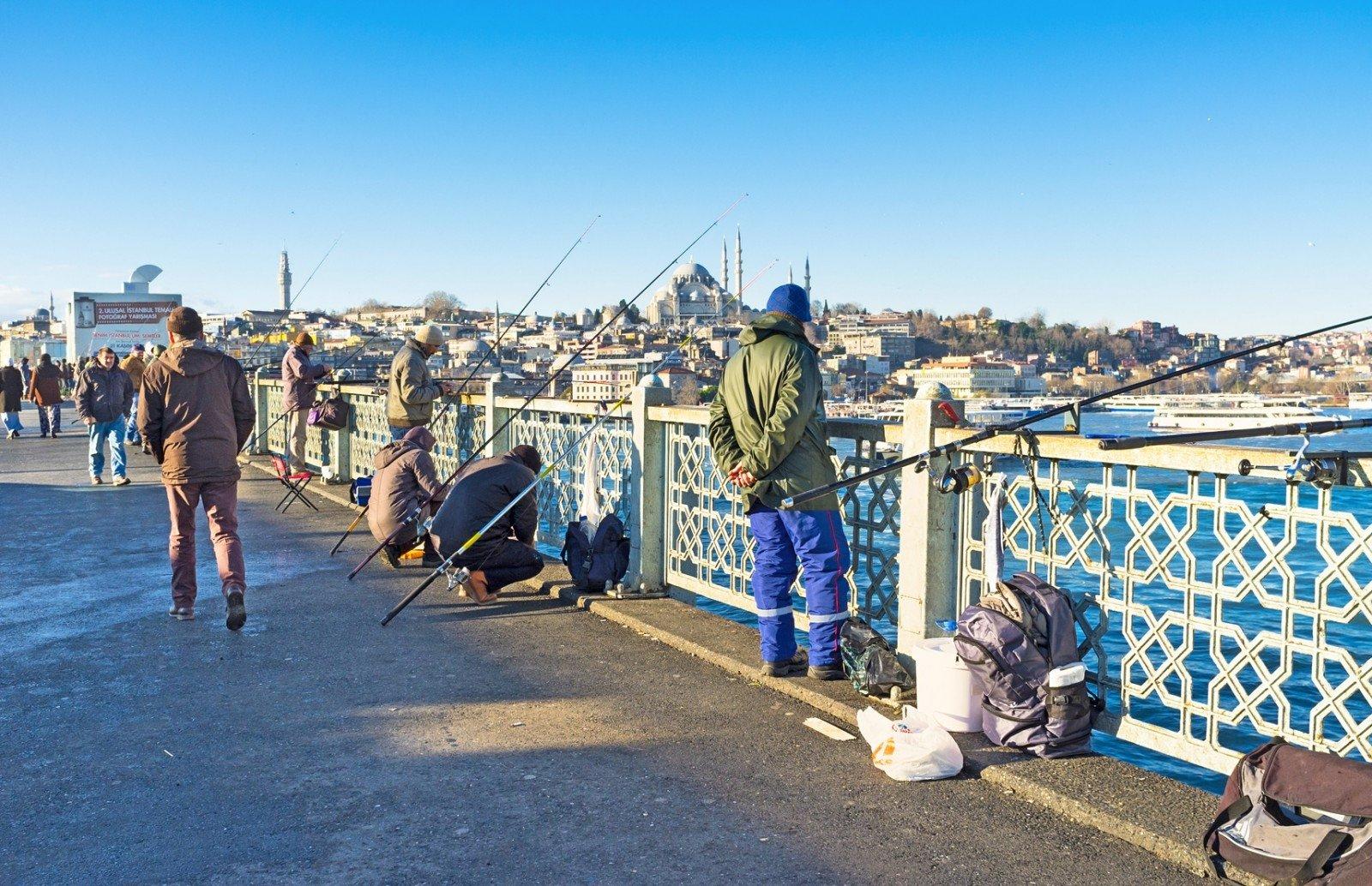 Žvejyba kolūkyje: čia galioja savos taisyklės