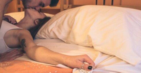 INTYMU: sekso pozos, kurios sustiprins emocinį ryšį