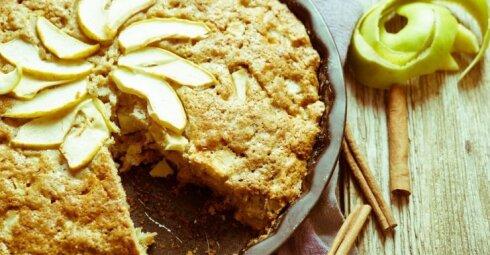 Greitas obuolių pyragas: tikras gardumėlis!