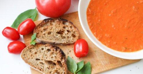 3 riebalus deginančios daržovių sriubos, kurios pavers jus dievaite!