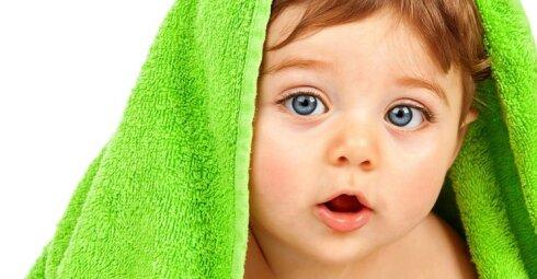 """Dovanojame vaikišką """"Bioskin"""" šampūną jūsų mažyliams Laimėtojai"""
