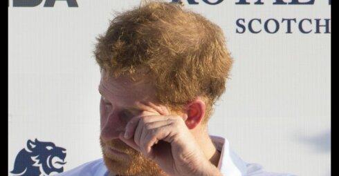 Vakarėlių liūtas prisilinksmino? Princui Harry atliktas ŽIV testas