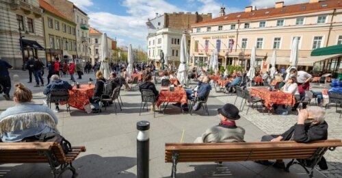Vilnius vėl stebina: neturint galimybės keliauti, sostinė vasarą virs skirtingomis šalimis