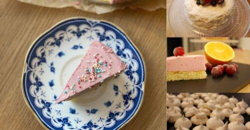 Tiks ir artėjančioms Velykoms, ir vaikų gimtadieniams: lengvai namuose pagaminami tortai