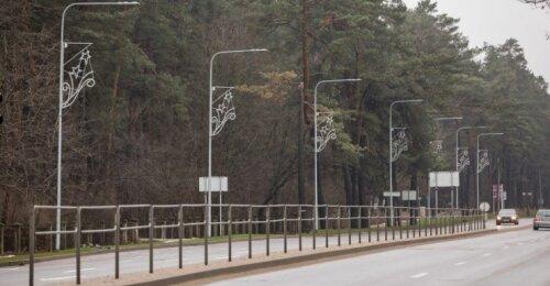 Vilnius skelbia kovą tamsai: pradeda radikalius apšvietimo pokyčius