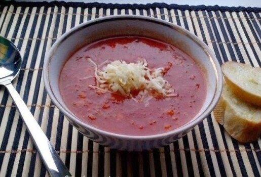 Čili sriuba–troškinys