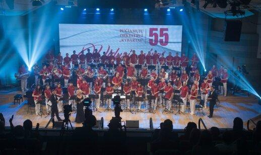 Orkestras (J. Lukoševičiaus nuotr.)