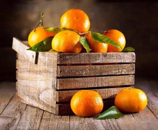 Milžiniška jėga mandarino žievelėje: 7 idėjos, kaip ją panaudoti
