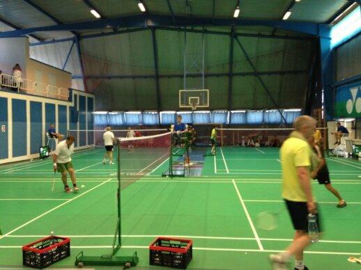 Pasaulio lietuvių sporto žaidynių badmintono varžybos