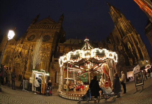 Kalėdinis Strasbūras