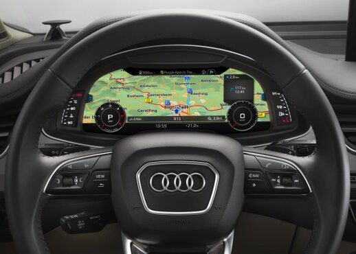 Navigacijos sistema (asociatyvi nuotr.)