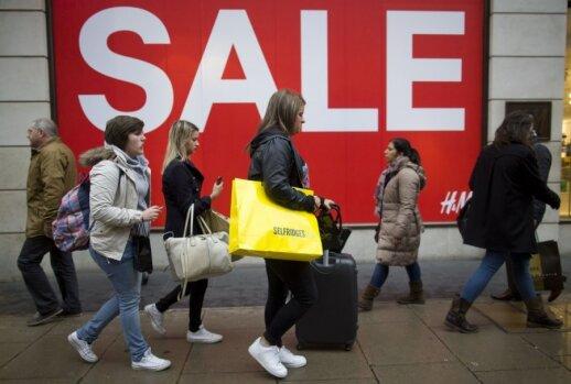 Apsipirkinėjimas Londone