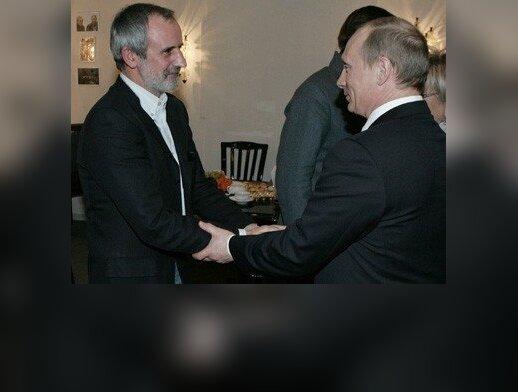 Rimas Tuminas ir Vladimiras Putinas