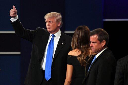 L. Kojala. Kodėl konservatoriai palaiko moteris įžeidinėjantį Trumpą?