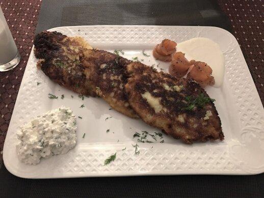 M. Pleskas apie restoraną, kuris milžiniškomis porcijomis bando įteisinti absurdiškas patiekalų kainas
